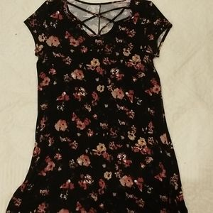 Maurices 24/7 women's floral dress